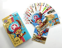 Charger l'image dans la galerie, 52-Card Deck ONE PIECE CHOPPER