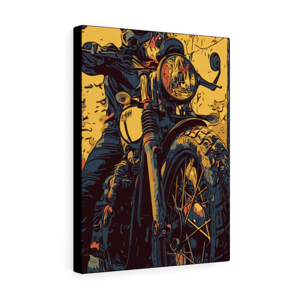 The Ride Canvas