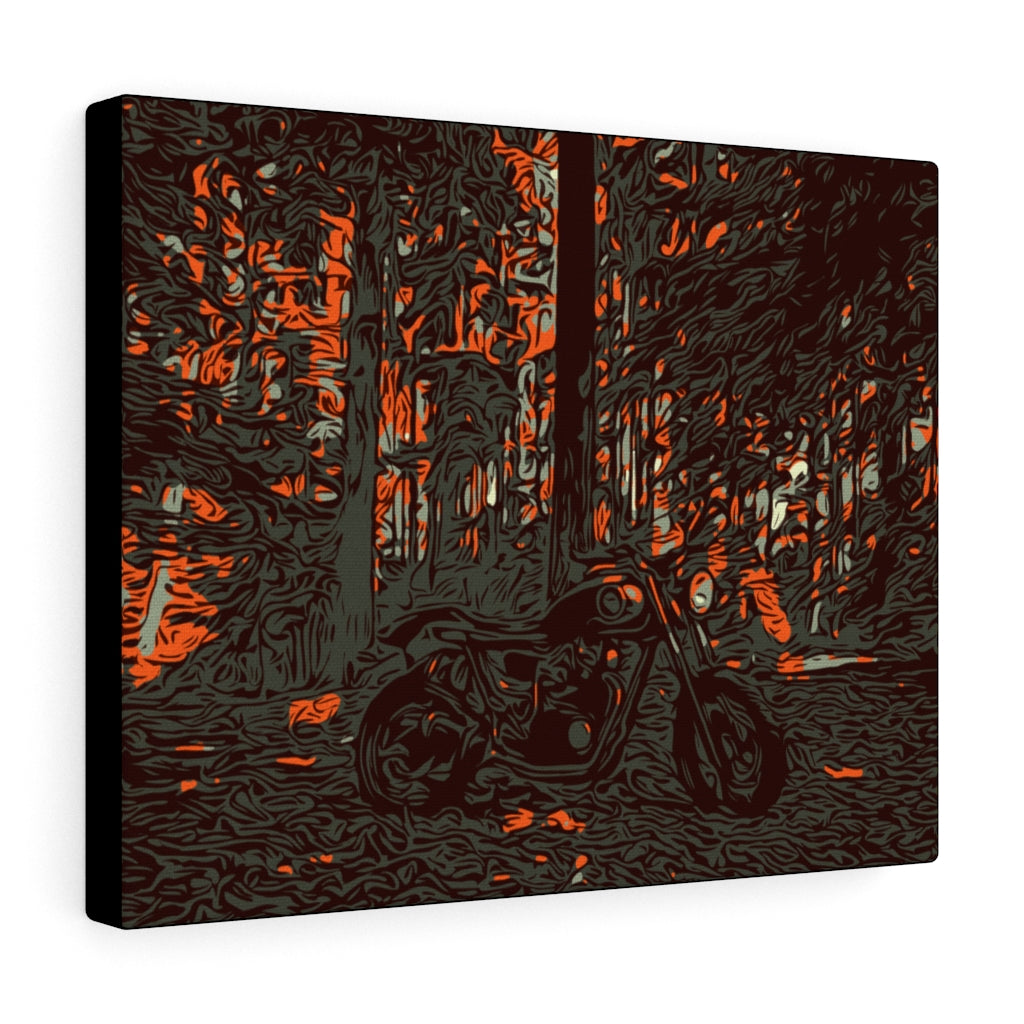 Call of The Forest Canvas
