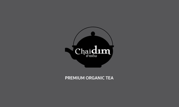 Chaidim Premium Organic Tea from Thailand