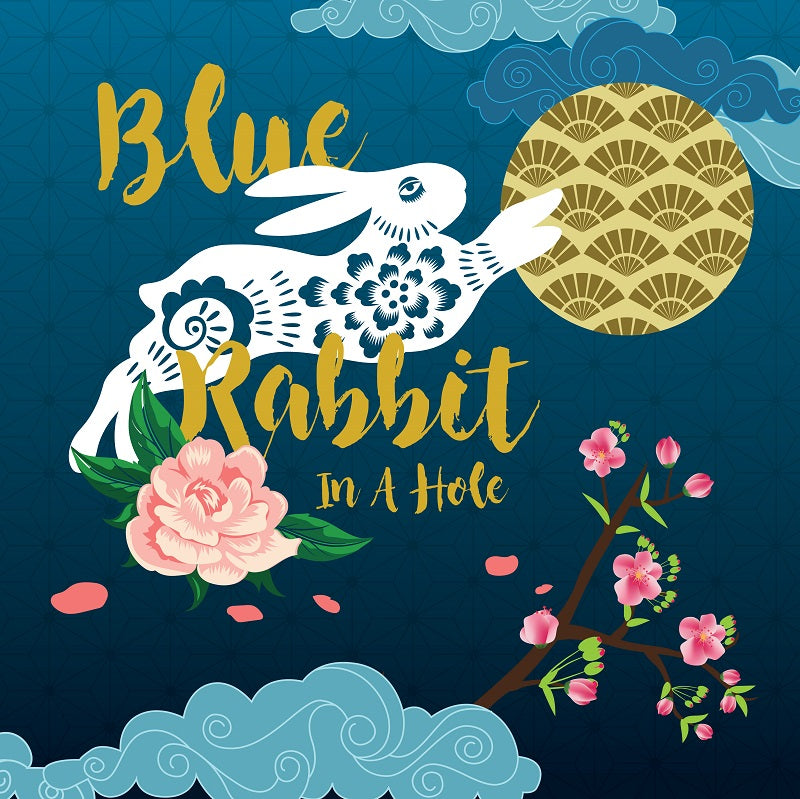 Chaidim Organic Tea - Blue Rabbit in a Hole