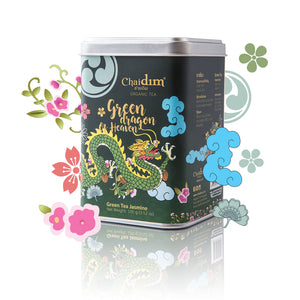 Chaidim Green Dragon Of Heaven - Green Tea Jasmine