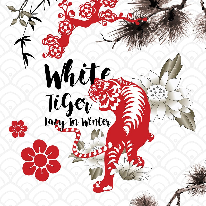 Chaidim Organic Tea - White Tiger Lazy in Winter