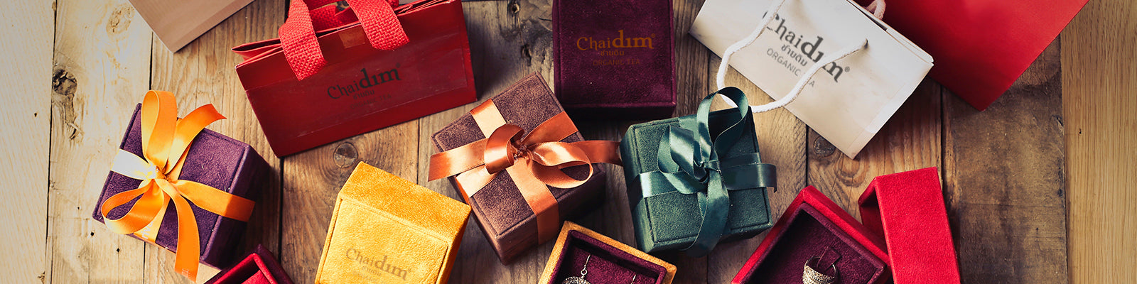 Chaidim Organic Tea Corporate Gift