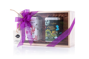 Chaidim Gift Set 1 - White Tiger Green Dragon