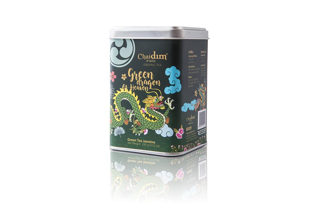 Chaidim Seasonal Blend Series - Green Dragon Of Heaven