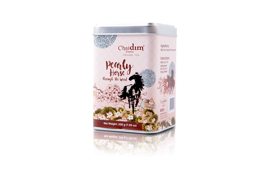 Chaidim Seasonal Blend Series - Pearly Horse Through The Wind