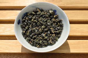 Organic Oolong Shin Chin No. 17  - Chaidim Premium Organic Oolong Tea from Thailand