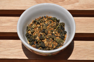 Organic Osmanthus Oolong  - Chaidim Premium Organic Oolong Tea from Thailand