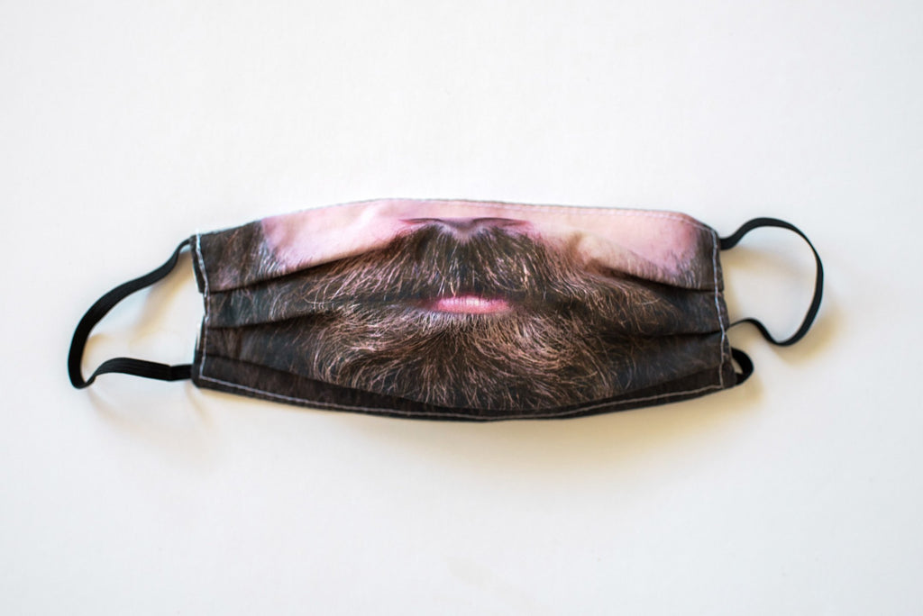 Pleated Beard - Maskcott