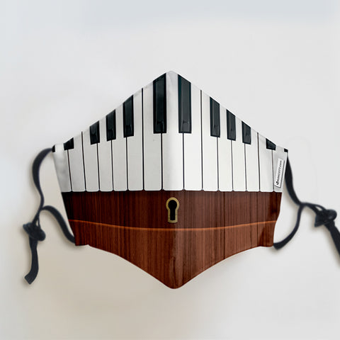 Fitted Music Masks