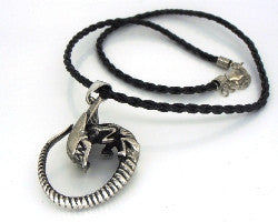 H R Giger Alien Necklace
