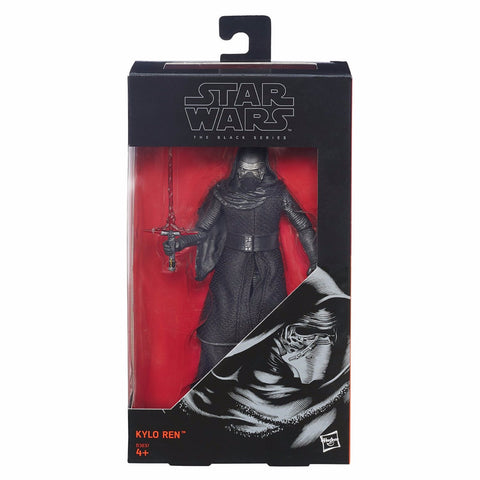 Star Wars The Black Series 6 Inch Kylo Ren
