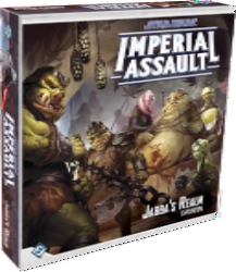 Imperial Assault Jabba's Realm Expansion