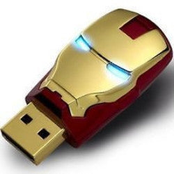 Iron Man USB 8gb