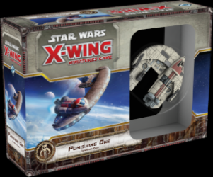 Star Wars X-Wing Miniatures Game: Punishing One Expansion Pack