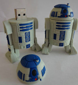 Star Wars R2-D2 USB 8gb