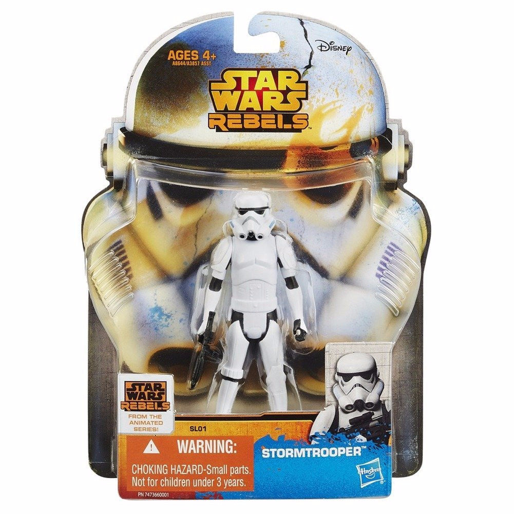 "Star Wars Rebels Saga Legends 3 3/4"" Stormtrooper SL01"