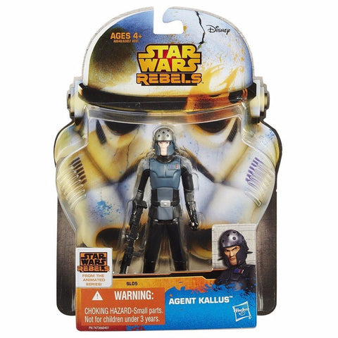 "Star Wars Rebels Saga Legends 3 3/4"" Scale Agent Kallus SL05"