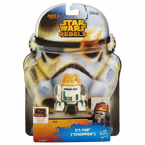 "Star Wars Rebels Saga Legends 3 3/4"" Scale Chopper Droid C1-10P SL06"