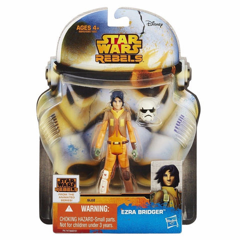 "Star Wars Rebels Saga Legends 3 3/4"" Ezra Bridger SL02"