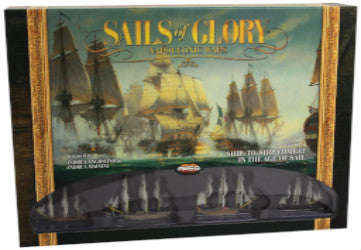 Sails of Glory Starter Set by Ares Games