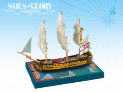 HMS Queen Charlotte - Sails of Glory Expansion Pack by Ares Games