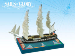 USS Constitution - Sails of Glory Expansion Pack by Ares Games