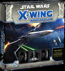 The Force Awakens X-Wing Core Set