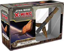 Star Wars X-Wing Miniatures Game: Hound's Tooth Expansion Pack
