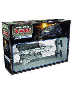 Star Wars X-Wing Miniatures Game: Imperial Assault Carrier Expansion Pack (Gozanti Class Cruiser)