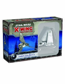 Star Wars X-Wing Miniatures Game: Lambda Class Imperial Shuttle Expansion Pack