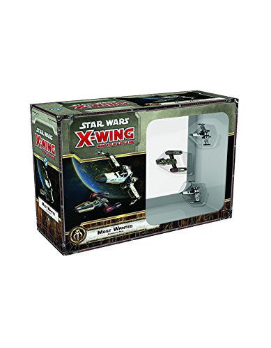 Star Wars X-Wing Miniatures Game: Most Wanted Expansion