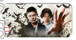 Supernatural iPhone Case for 5, 5S and 5G (in front of crows)