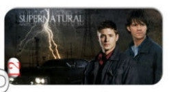 Supernatural iPhone Case for 5, 5S and 5G (with Impala)