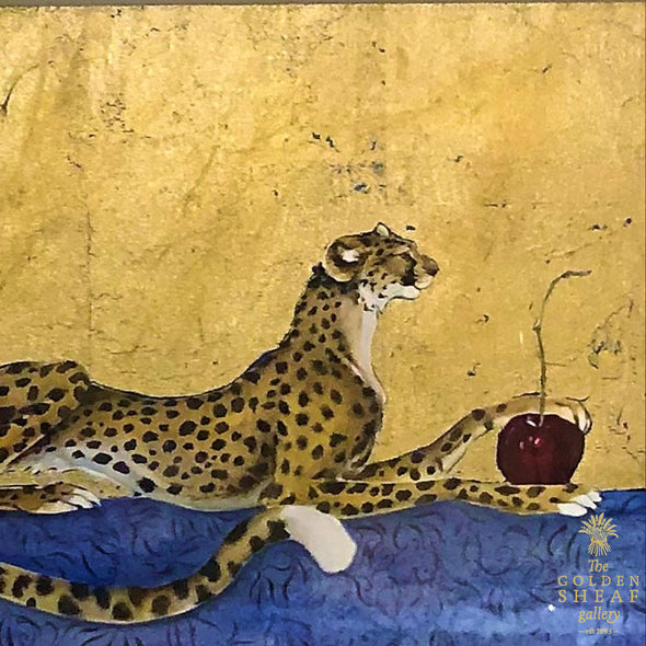 No Cherries One Cheetah by Jackie Morris