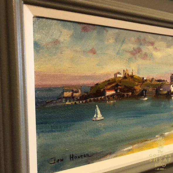 Tenby Late Spring Evening, by Jon Houser