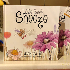 Little Bee's Sneeze by Nerys Beattie