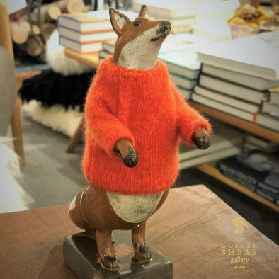 Mr Fox by Gwen Vaughan