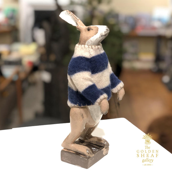 Mr Hare by Gwen Vaughan