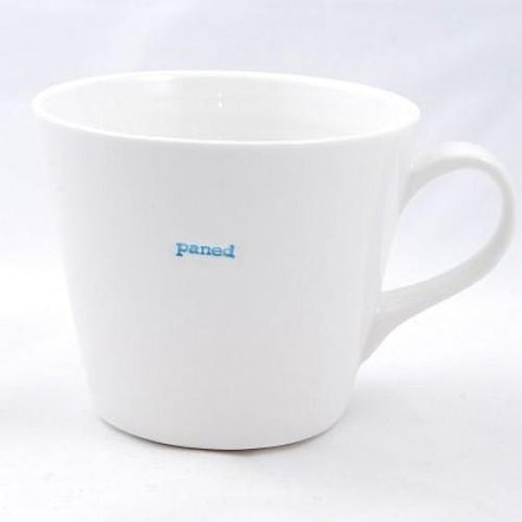 'Paned' Mug by Keith Brymer Jones