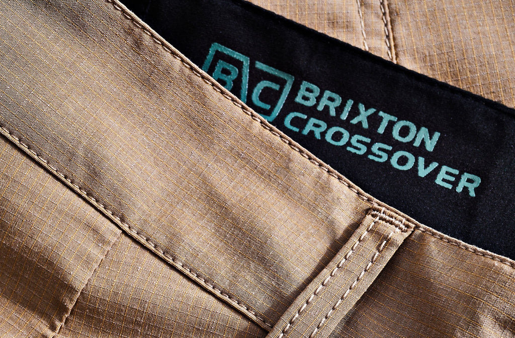 Brixton Crossover Shorts
