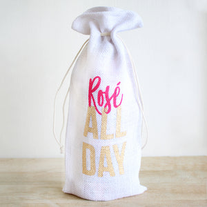 Bottle Bag - Rose All Day