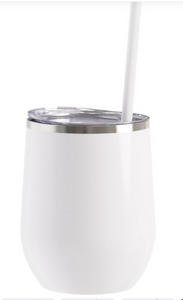12 ounce stainless steel tumbler