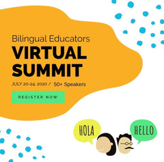 Bilingual Educators Virtual Summit 2019