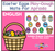 Apraxia Easter Eggs | Play Dough Mats | English
