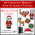Santa Claus Core Vocabulary Book | BILINGUAL