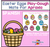 Apraxia Easter Eggs | Play Dough Mats | Spanish