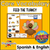 BOOM Cards | Feed the Turkey | Bilingual Core Vocabulary