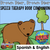 Brown Bear Speech Therapy Book Companion | Bilingual